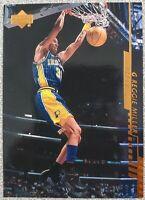 2000-01 Upper Deck/Reggie Miller/Indiana Pacers  #65  (HOF 2012)