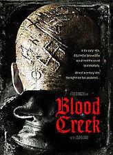 Blood Creek (DVD, 2011)