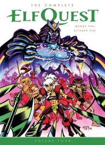 COMPLETE ELFQUEST volume four - Dark Horse - NEW, SIGNED!