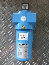 BOGE Mikrofilter FP 30 für Kompressoren