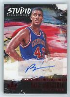 2018-19 BRAD DAUGHERTY 64/99 AUTO PANINI COURT KINGS STUDIO AUTOGRAPHS