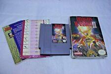 Dragon Warrior III (Nintendo Entertainment System, 1992) Complete in Box - CIB