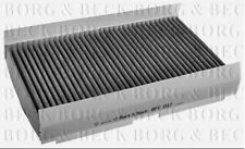 BFC1117 BORG & BECK CABIN POLLEN FILTER fits PSA C2,C3,C4,II,DS4,1007,307
