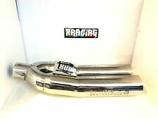 "Drift / Vip / Boso BLAST Pipes 3"" Inlet with 2 x 3.5"" *XRacingNZ*"