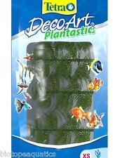 Fish Tank Aquarium artificial plant plastic decoration - 10cm GREEN CABOMBA fern