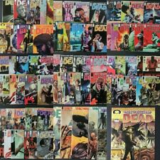 The Walking Dead Mega Run Collection 86 Books #1 #9-12 #19 #20 #27 #53 #100 #127