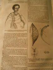Voyages Abyssinie Royaume de Choa Gravure Print 1841