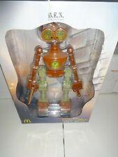 """2003 Build-A-Ben B.E.N. Robot 16"""" Action Figure McDonald's Treasure Planet NIB"""