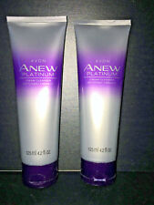 Avon Anew Platinum Cream Cleanser Set of 2