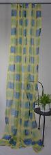 Vorhang Gardine Voile Store Schal Universalband Halbtransparent 140/180 cm Grün