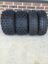 22x7-10 / 20x10-9 NEW SLASHER ATV TIRE SET (All 4 Tires) 4 PLY 22x7x10   20x10x9