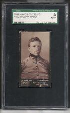 1894 Mayo N302 Football Card-William Ward-N302-Princeton