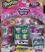 Shopkins Season 3 FASHION SPREE COOL CASUAL! 8 Limited Exclusive Edition
