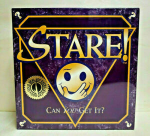 Stare! Can You Get It? Board Game NEW