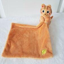 Wilko Tiger Comforter Baby Comfort Blanket Orange Cat Plush Soft Toy Wilkinsons