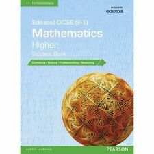 Edexcel GCSE (9-1) Mathematics: Higher Student Book 9781447980209