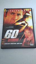 "DVD ""60 SEGUNDOS"" NICOLAS CAGE ANGELINA JOLIE DOMINIC SENA"