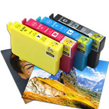 502XL Ink Cartridges with Epson XP-5100 XP-5105 WorkForce WF-2860DWF WF-2865DWF