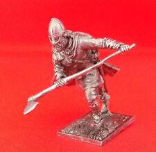 Tin Figure TOP QUALITY METAL Toy soldier 54 mm Viking 10 century Handmade
