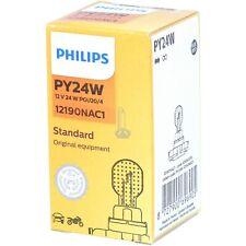 PY24W PHILIPS Standard Halogen Scheinwerfer Signal Innenbeleuchtung Lampe NEU