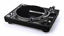 Reloop Rp8000 Advanced Hybrid Torque Turntable W/ Digital Control Section