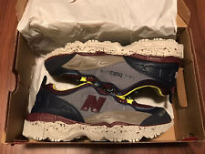 NEW W/ BOX NEW BALANCE 801 TRAIL RUNNING ML801FL ALL TERRAIN MAROON/NAVY 10.5