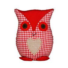 Owl Fabric Decorative Doorstops