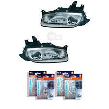 Scheinwerfer Set Mazda 323 f Typ:BA bj. 94-98 H3+H1 inkl. OSRAM Lampen GWB