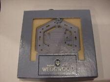 Wedgwood Jasperware Blue Jasper Christmas Candle Ornament