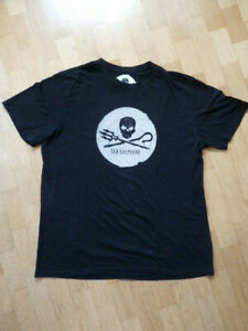Sea Shepherd T-Shirt schwarz Gr. XL einwandfreier Zustand !!!