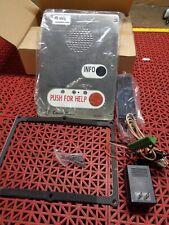 Code Blue CB3000D Series Analog Emergency Speakerphone Call Box  NEW