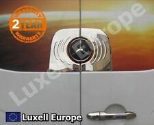 Mercedes Sprinter W906 VW Crafter Chrom Heck Emblem Edelstahl Umrandung Rahmen