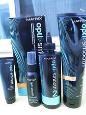 Matrix Opti Smooth Permanent Smoothing System Pro- Keratin Normal Kit