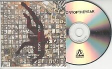 STORY OF THE YEAR Page Avenue 2004 UK 12-trk promo test CD