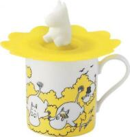 MOOMIN Valley Mug Cup with Cover Moomin MM492-11P