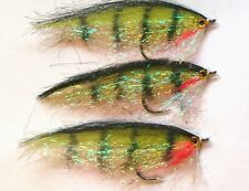 2  RUTLAND GRAFHAM Pike  Zander Predatory Fly Lures -  by Iain Barr Fly Fishing