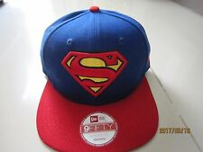New Era Cap Superman DC Marvel Comic 9FIFTY Original Fit Snapback Cap/Hat 1 unit