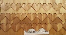 Doll House Shingles - Hearts