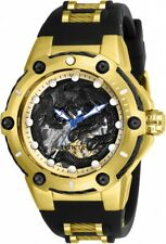26385 - INVICTA Bolt Lady 40mm Stainless Steel Gold Black+Gold dial M2761-2A(S.S