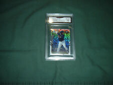 MONTE HARRISON 2015 BOWMAN CHROME MINI ROOKIE REFRACTOR GRADED GEM MINT 10