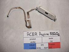Webcam pour ACER Aspire 5920G + nappe