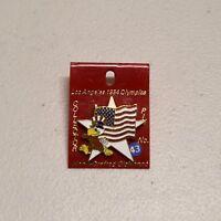 Los Angeles 1984 Olympics Collectors Pin