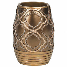 Popular Bath Spindle Gold Collection Bathroom Tumbler