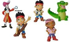Bullyland B0003 - Disney´S Jake and the Neverland Pirates - Set with 5 Figurines