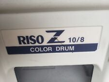 Riso Color Drum Z Type 108 Bright Red