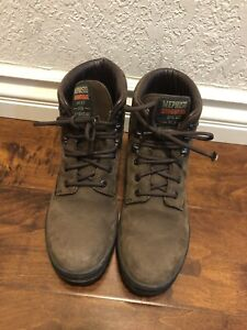 Mephisto Lifestyle For Adventure Boots Brown Suede Womens Shoes  Size 9.5 US