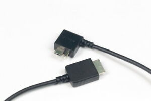 SONY TA-ZH1ES HEADPHONE AMPLIFIER REPLACEMENT ONE CABLE [ONLY] FOR WALKMAN