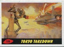 Mars Attacks Invasion Heritage Parallel Base Card #19