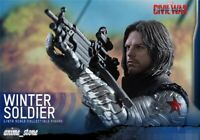 HC Toys Captain America: Civil War Winter Soldier 1/6 Action Figure New Toy Gift
