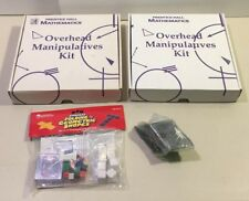 Prentice Hall Mathematics Overhead Manipulatives Kit Learning Resources Shapes
